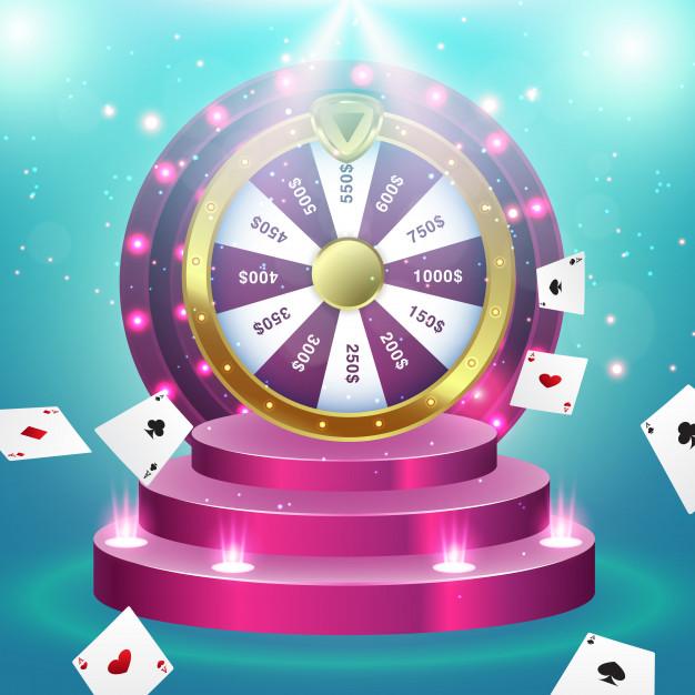 สล็อตออนไลน์ เพียงแค่กด Spin ก็มั่งมี!!!